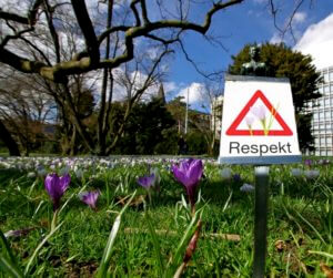 """Respekt"" by Stephanie Kroos via flickr, CC BY-SA 2.0 