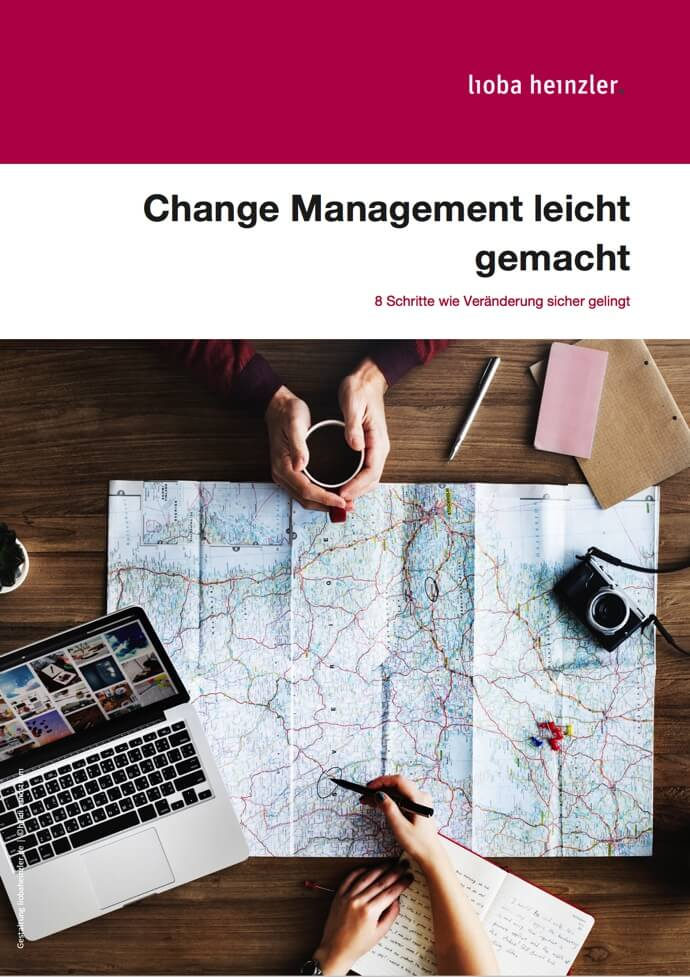 Change Management Deckblatt