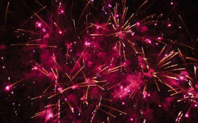 Das neue Jahr und die Ziele fest im Blick