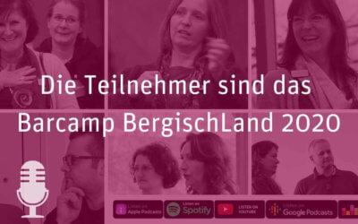 [021] Die Teilnehmer sind das Barcamp!