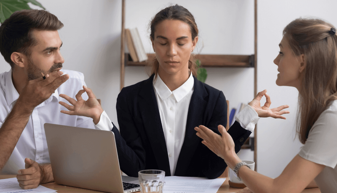 Konflikte im Team – endlich Schluss mit dem nervigen Stress