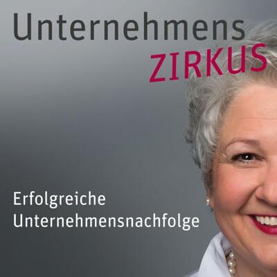 Podcast Cover Erfolgreiche Unternehmensnachfolge Lioba Heinzler