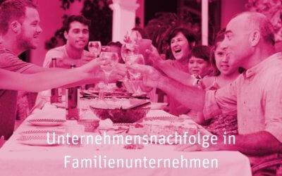 [003] Generationswechsel im Familienunternehmen