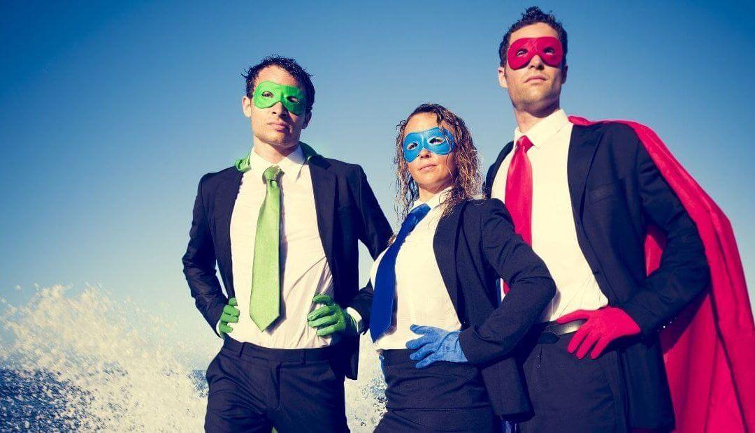 Persönliche Stärken oder die vier unterschiedlichen Menschentypen